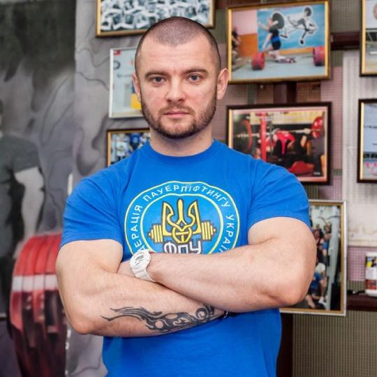 Олег ⠀ Хом'як
