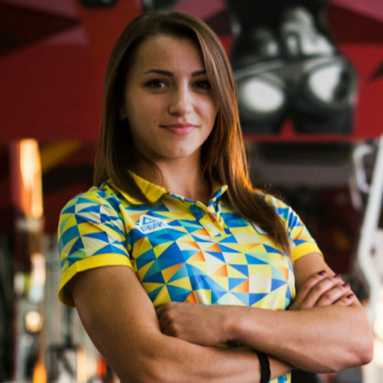 Оксана Гронович